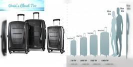 Samsonite Winfield 2 Hardside Luggage, Brushed Anthracite - $288.79