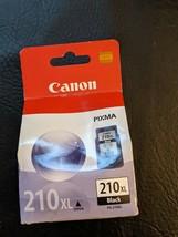 Canon Véritable PG-210XL Noir Encre Cartouche Op Pixma iP2700 iP2702 Neuf - $23.12