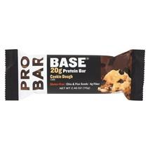 Probar Cookie Dough Core Bar - Case of 12 - 2.46 oz - $40.68
