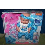 """My Sweet Love BLUE'S CLUES & YOU! 12"""" Baby Doll Play Set New - $30.88"""
