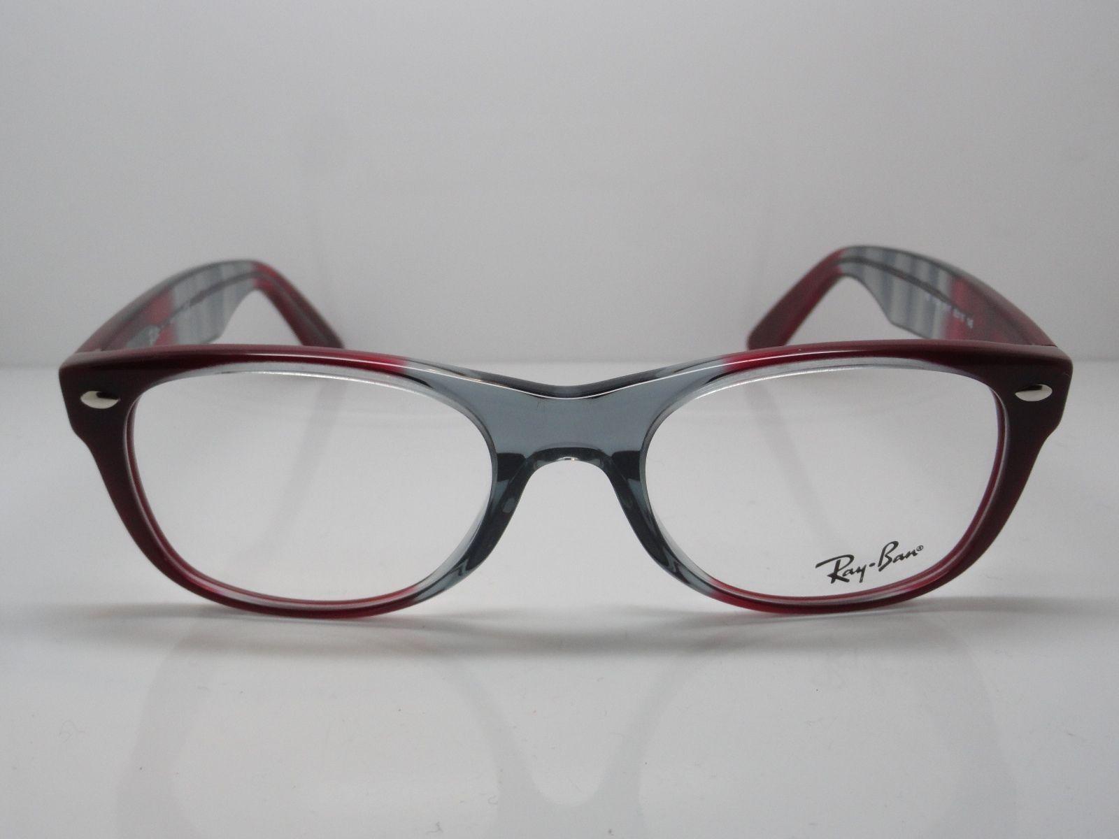 bbf91017bc6 Ray Ban RB 5184 5517 New Wayfarer Red Grey and 50 similar items