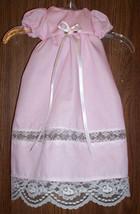 Preemie Pink Bereavement Burial Gown  - $30.00