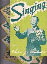 SINGING WITH CHELSEA J. STOCKWELL = 5 BOOKS - $9.99