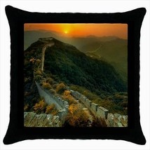 The Great Wall Of China Throw Pillow Case - $16.44