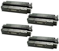 4PK Canon X25 8489A001AA Black Toner Cartridge For Mf3110 MF3240 MF5750 - $54.70
