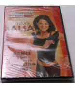 NEW Dance Off The Inches Sizzling Salsa 2007 DVD - $6.99