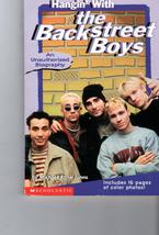 Hangin' With The Backstreet Boys - $2.95