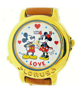 Mickey Minnie Musical Disney, Unworn Watch, Plays I Want To Hold Your Ha... - $97.86