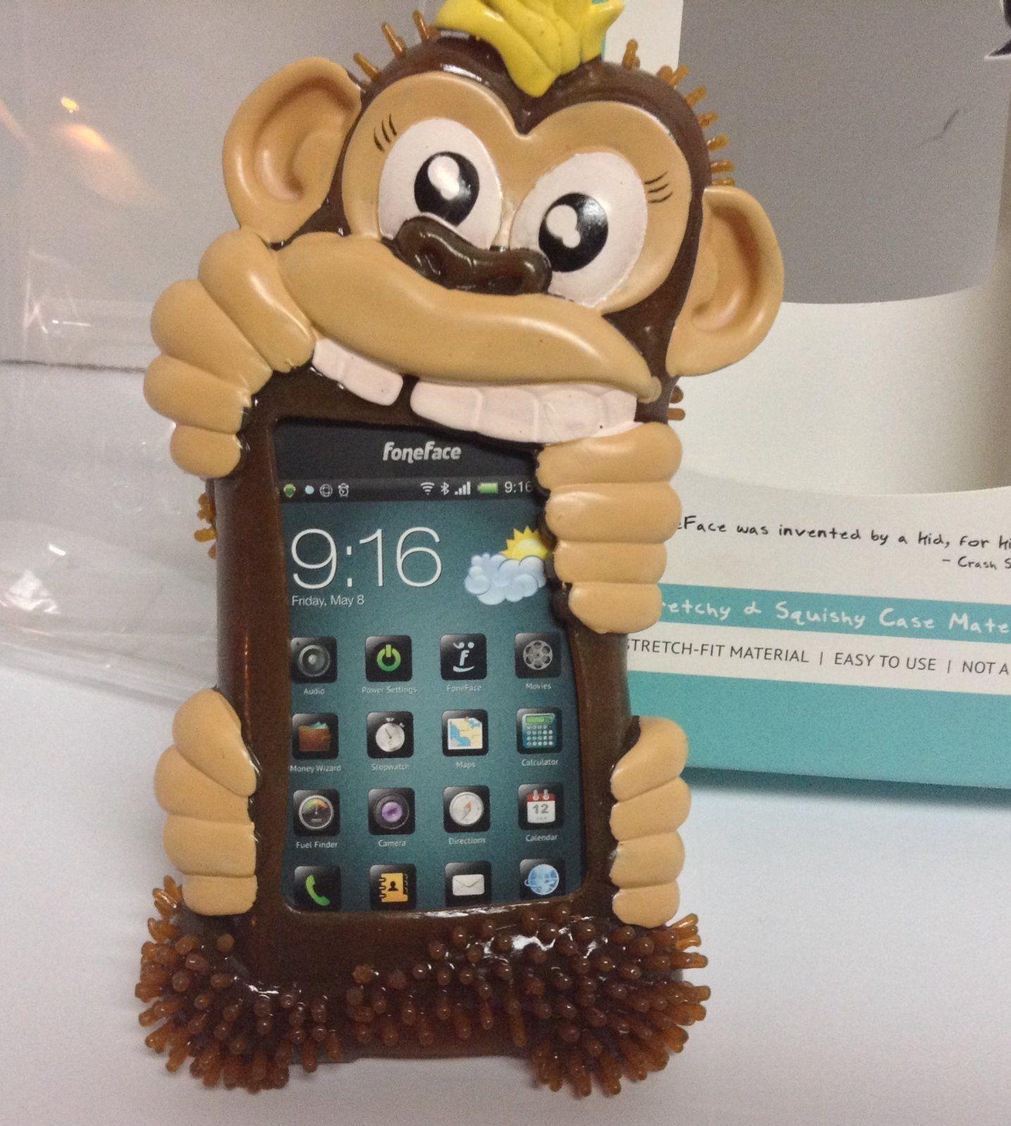 Monkey fone case 1