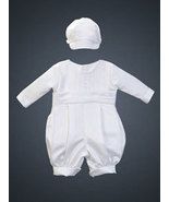 Baby Boys Christening Baptism Outfit - $30.00