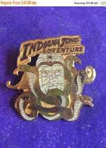 ON SALE 1998 Disneyland Indiana Jones Adventure Attraction Pin  Mint Rare DLR Go - $36.51