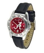 Alabama Crimson Tide Women Ladies Sport AnoChrome Watch - $47.50