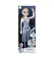 "NEW Disney Frozen 2 Ice Powers 32"" Playdate Lights & Sound My Size Doll ... - $107.53"