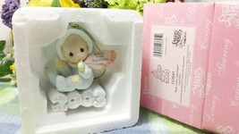 Baby's First Christmas 2003 ornament Precious Moments - $34.40