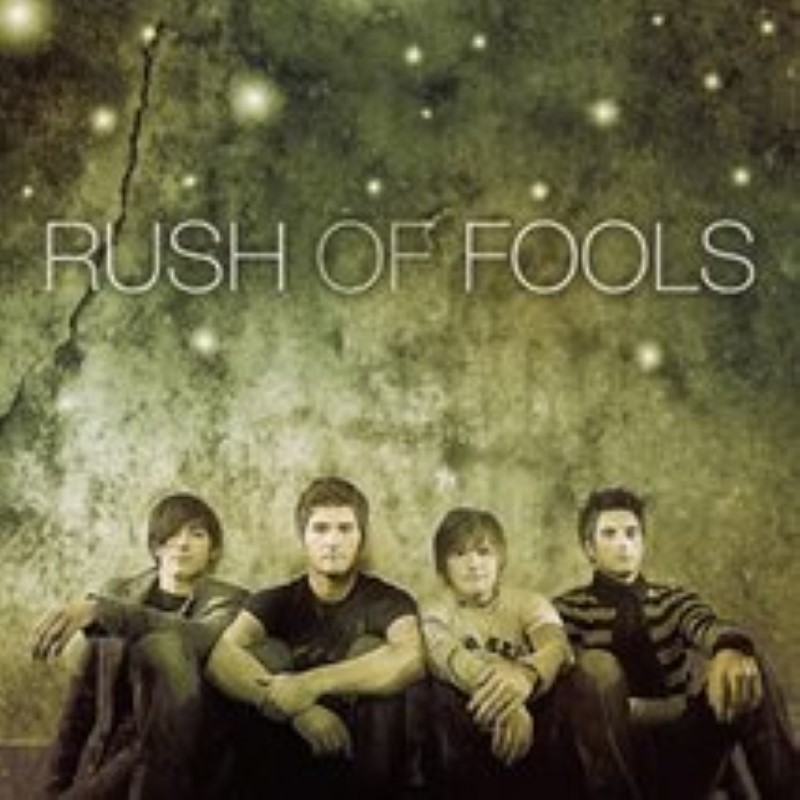 Rush of Fools by Rush of Fools Cd
