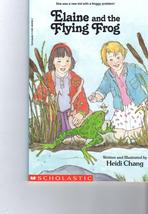 Elaine and The Flying Frog - $4.95
