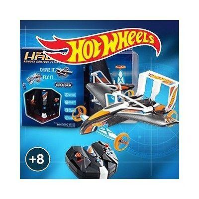flying rc car hot wheels street hawk flying remote control. Black Bedroom Furniture Sets. Home Design Ideas
