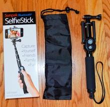 "NEW Sunpak Bluetooth Selfie Stick. Extends to 35"" for smartphones, GoPro.. - €17,22 EUR"