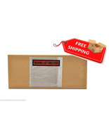 "(1000) 5.5"" x 10"" PACKING LIST ENCLOSED ENVELOPE-PANEL FACE-SIDE LOADING... - $43.35"