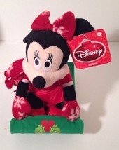 DISNEY MINNIE MOUSE JUST PLAY SLEDDING FUN MUSI... - $21.66