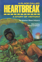 A Place Called Heartbreak - A Story Of Vietnam - $2.00