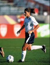 Mia Hamm Vintage 11X14 Color Soccer Memorabilia Photo - $14.95