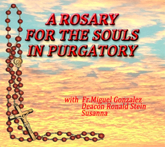 A Rosary for the Souls in Purgatory with Fr. Miguel Gonzalez - HBCD31  image 1
