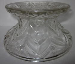 Vintage Jeannette Glass Co Feather Pattern, Punch Stand Punch  Base - $54.45