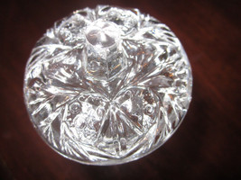 Antique EAPG 1910 Cambridge Glass Co Sweetheart... - $26.73