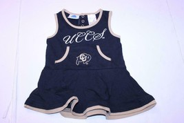 Toddler Girls Colorado Buffaloes 2T Cheerleader Cheer Outfit Dress (Blac... - $18.69