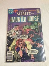 SECRETS OF HAUNTED HOUSE! ISSUE #34 DC 1981 - $2.00