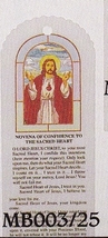 Bookmark - Sacred Heart - package of 100 - MB003-25