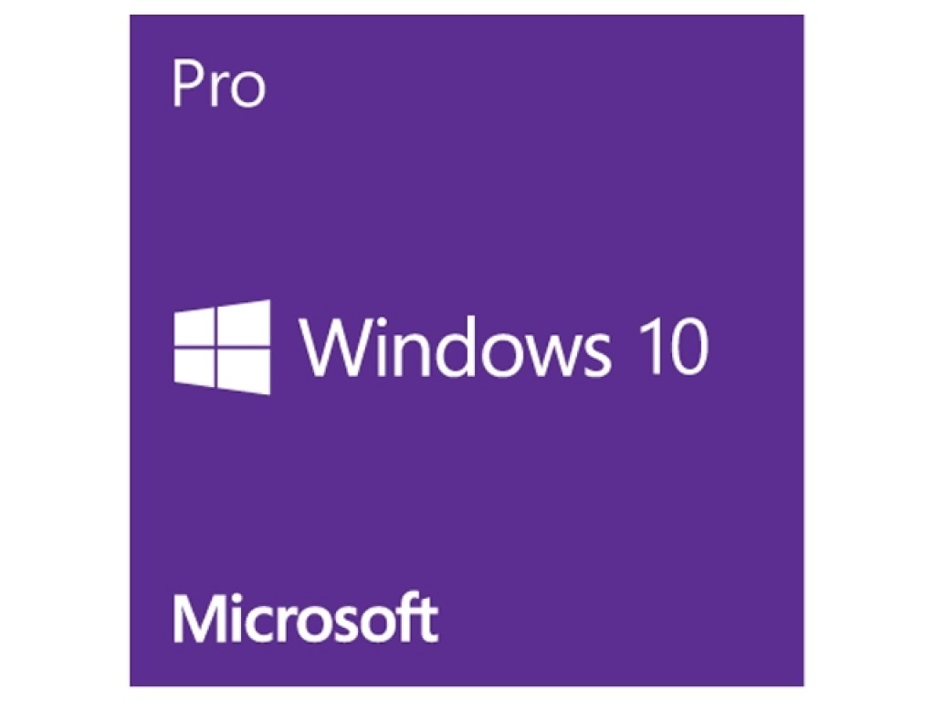 Microsoft windows 10 pro professional 32 64bit 1 license for Microsoft windows 1