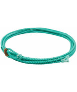 Turquoise  jr kids little looper rodeo youth roping rope western lasso l... - $16.72