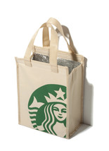 Starbucks Coffee Lunch Tote Bag Insulated  - $18.99