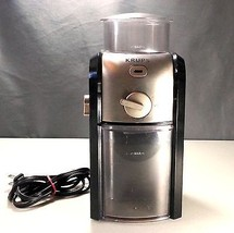 Krups GVX2 Coffee / Spice Grinder Mill Stainless and Black. - $27.99