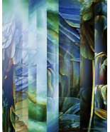 Journey Inward Room Gallery Wrap Fine Art Paint... - $1,295.00