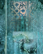 Fountain of Life Fine Art Photograph 30 x 24 Gi... - $150.00
