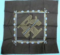 Randy Travis Heroes & Friends Black Bandana Country Music Concert Vintag... - $24.95
