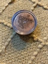 New Meech Mia loose eye eyeshadow COPPER eye shadow 1.2g - $7.16