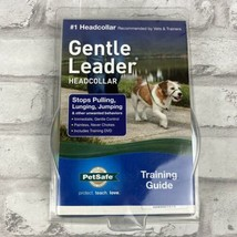 PetSafe Gentle Leader Head Collar With Training DVD Medium 25-60 LBS New In Box - $15.36