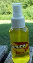 banana body spray body mist, body spray, mist, banana, banana body spray, beauty - $5.25