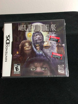 WHERE THE WILD THINGS ARE Nintendo DS (XL 3DS Lite DSi) Authentic GAME - $9.70