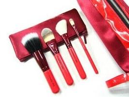 MAC Travel Brush Set Adoring Carmine Collection - $48.00