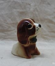 Vintage Cocker Vintage Spaniel Planter or Pen Holder - Puppy Figurine  - $10.00