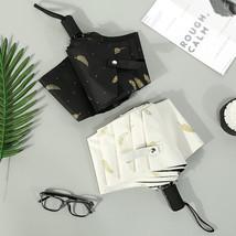 UV Protect Umbrella Mini Pocket Compact Folding Sun Rain Light Anti Smal... - $22.15