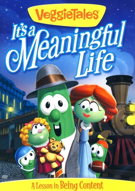 It s a meaningful life   a lesson in being content   dvd