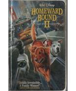 Homeward Bound II: Lost in San Francisco - Walt Disney - VHS 7803 - G - ... - $0.97