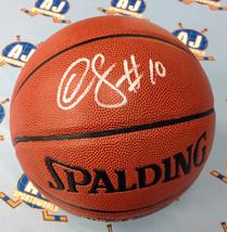 Demar DeRozan Autographed Spalding NBA I/O Basketball - Toronto Raptors - $450.00