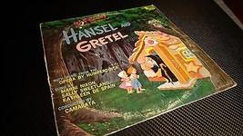 HANSEL & GRETEL Walt Disney Presents LP, Vinyl, Happy Time Records,FREE ... - $10.88